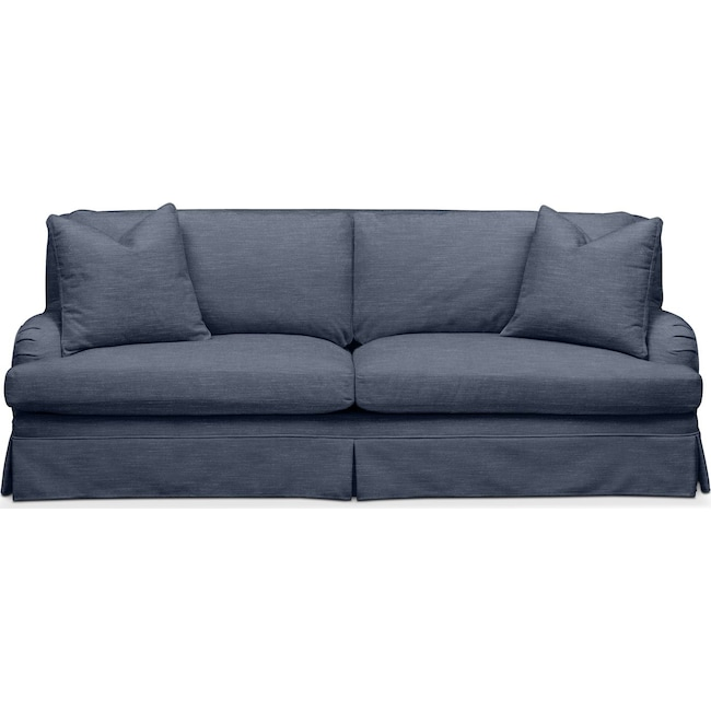 Living Room Furniture - Campbell Sofa- Comfort in Curious Eclipse