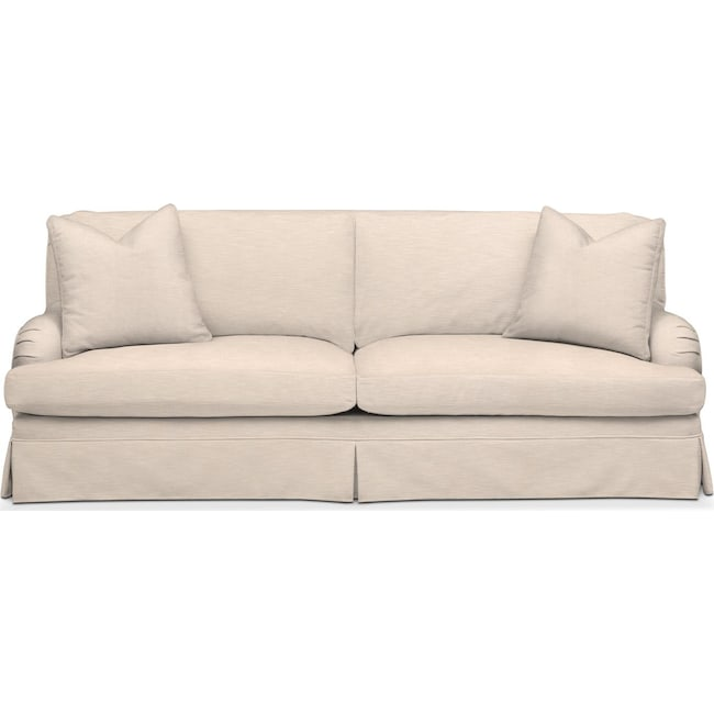 Living Room Furniture - Campbell Sofa- Comfort in Dudley Buff