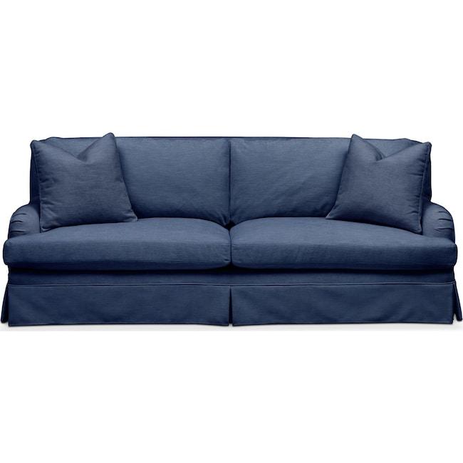 Living Room Furniture - Campbell Sofa- Comfort in Abington TW Indigo