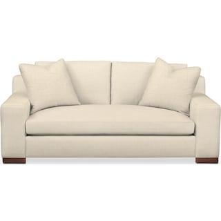 Ethan Apartment Sofa- Comfort in Anders Cloud