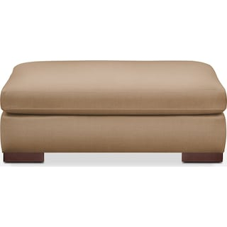 Ethan Ottoman- Comfort in Hugo Camel