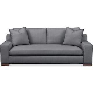 Ethan Sofa- Comfort in Depalma Charcoal