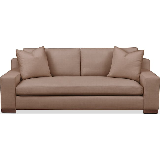 Living Room Furniture - Ethan Sofa- Comfort in Abington TW Antler