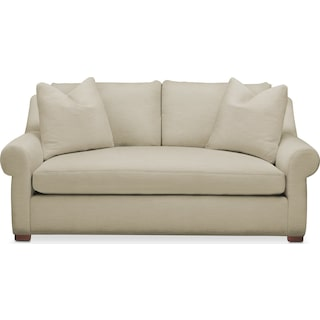 Asher Apartment Sofa- Comfort in Abington TW Barley