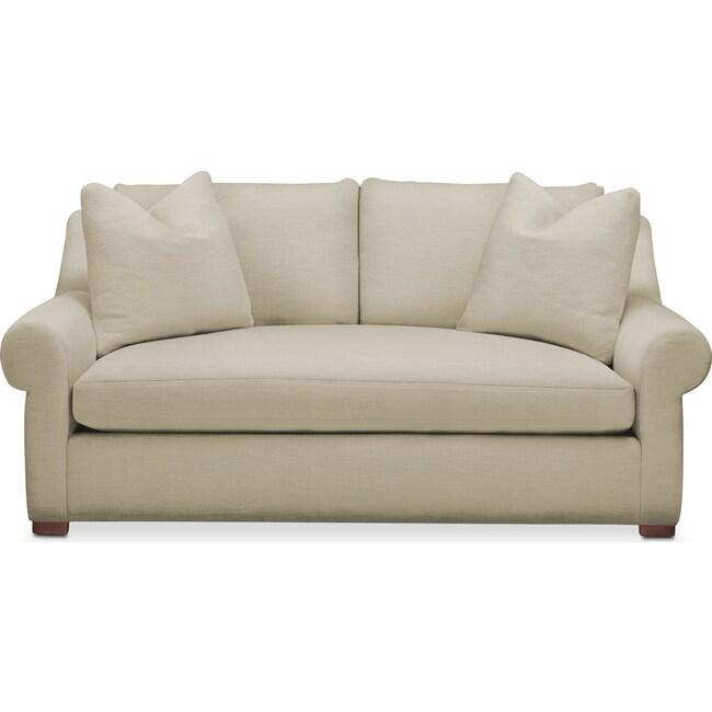 Living Room Furniture - Asher Apartment Sofa- Comfort in Abington TW Barley