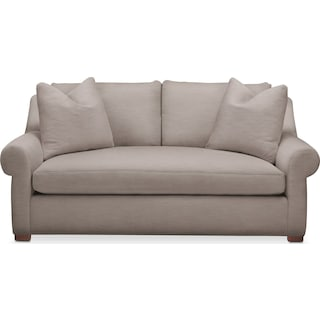 Asher Apartment Sofa- Comfort in Abington TW Fog