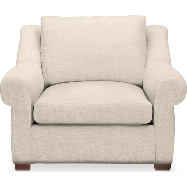 Living Room Furniture - Asher Chair- Comfort in Curious Pearl