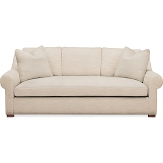 Asher Sofa- Comfort in Victory Ivory