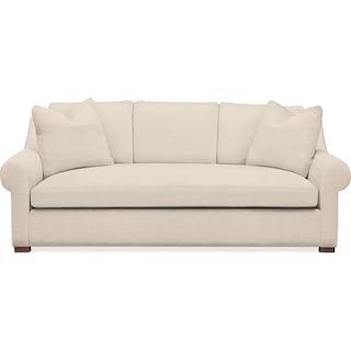 Asher Sofa- Comfort in Curious Pearl