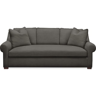 Asher Sofa- Comfort in Statley L Sterling