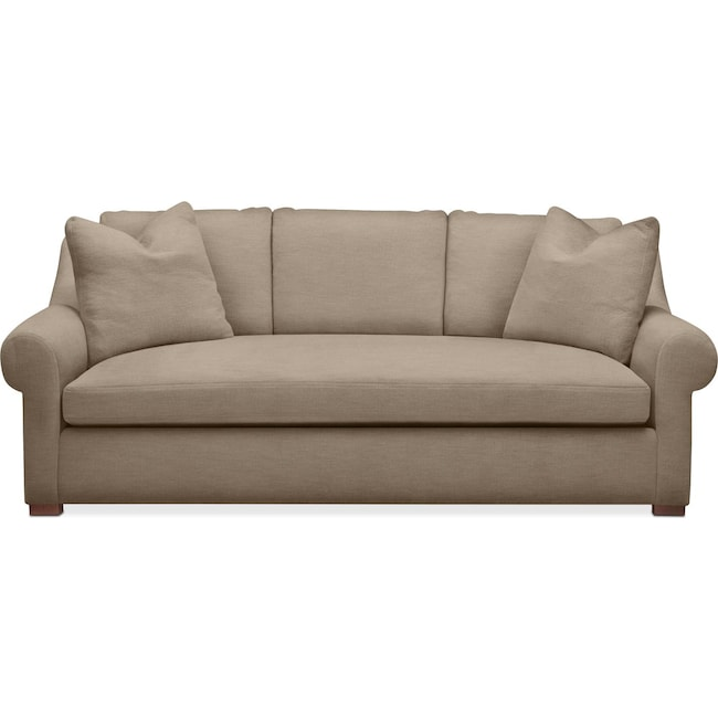 Living Room Furniture - Asher Sofa- Comfort in Statley L Mondo