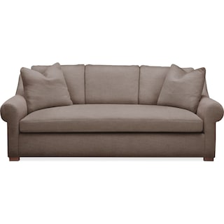 Asher Sofa- Comfort in Hugo Mocha
