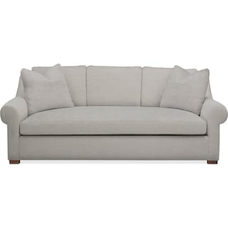 Asher Sofa- Comfort in Dudley Gray