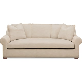 Asher Sofa- Comfort in Dudley Buff