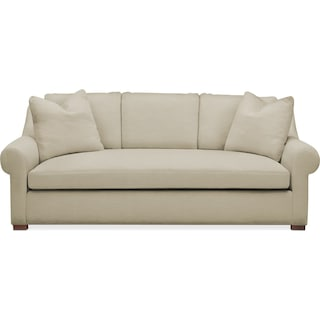 Asher Sofa- Comfort in Abington TW Barley