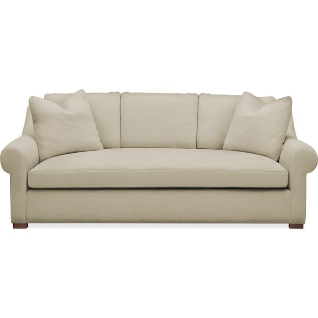 Living Room Furniture - Asher Sofa- Comfort in Abington TW Barley
