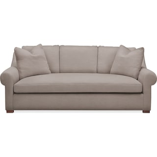 Asher Sofa- Comfort in Abington TW Fog