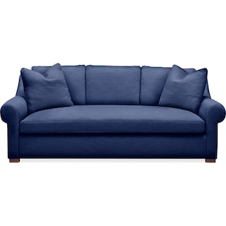 Asher Sofa- Comfort in Abington TW Indigo