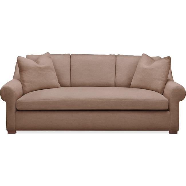 Living Room Furniture - Asher Sofa- Comfort in Abington TW Antler