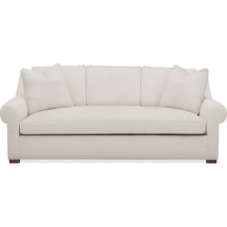 Asher Sofa- Comfort in Anders Ivory
