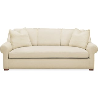 Asher Sofa- Comfort in Anders Cloud