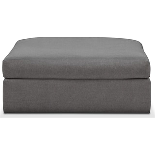 Collin Ottoman- Comfort in Hugo Graphite