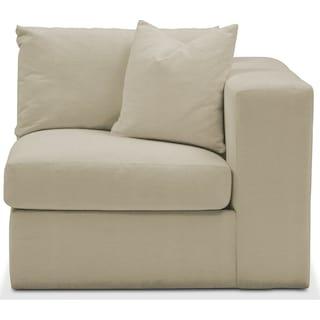 Collin Right Arm Facing Chair- Comfort in Abington TW Barley