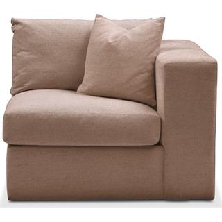 Collin Right Arm Facing Chair- Comfort in Abington TW Antler