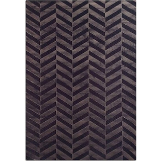 Napa 8' x 11' Area Rug - Chocolate