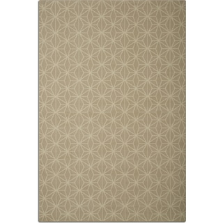 Broadway 5' x 8' Area Rug - Beige and Ivory