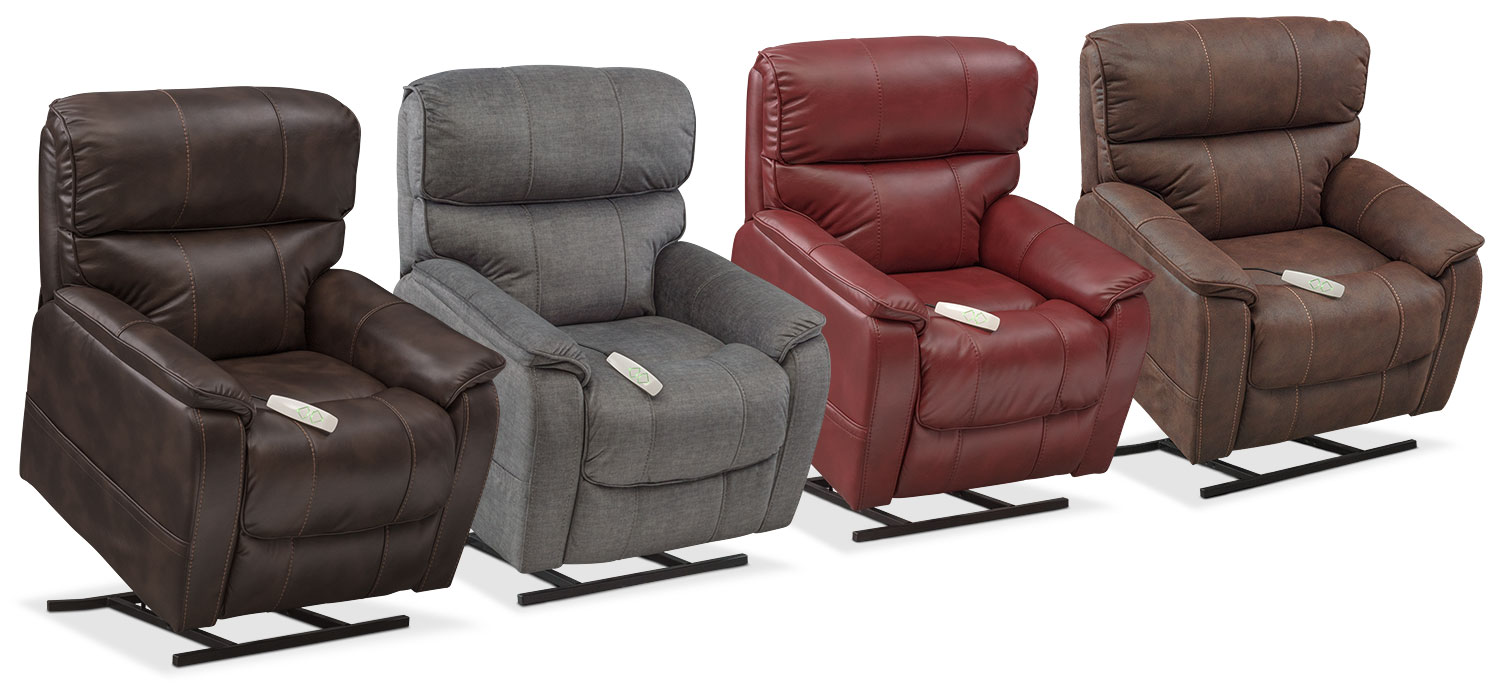 The Mondo Power Lift Recliner Collection