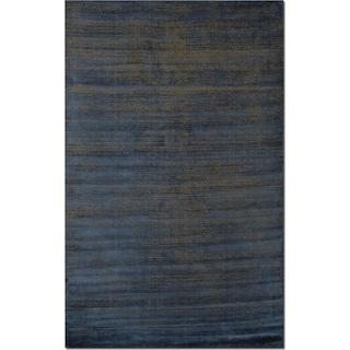 Metallic 5' x 8' Area Rug - Blue