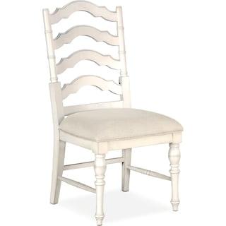 Charleston Side Chair - White
