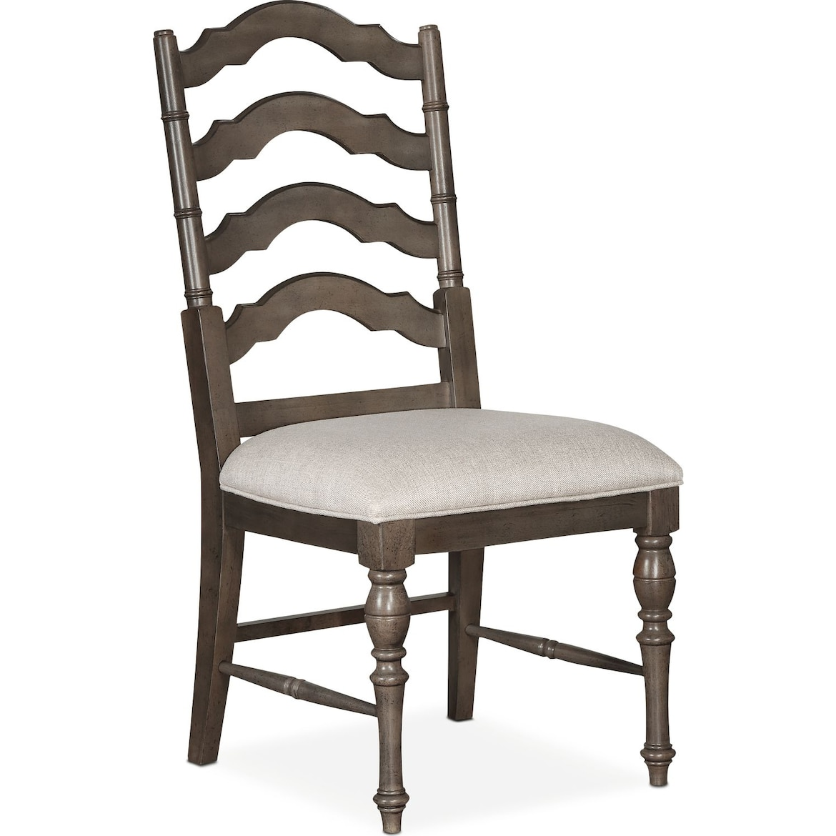 Closest American Furniture: Charleston Round Dining Table And 4 Side Chairs