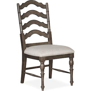 Charleston Side Chair - Gray