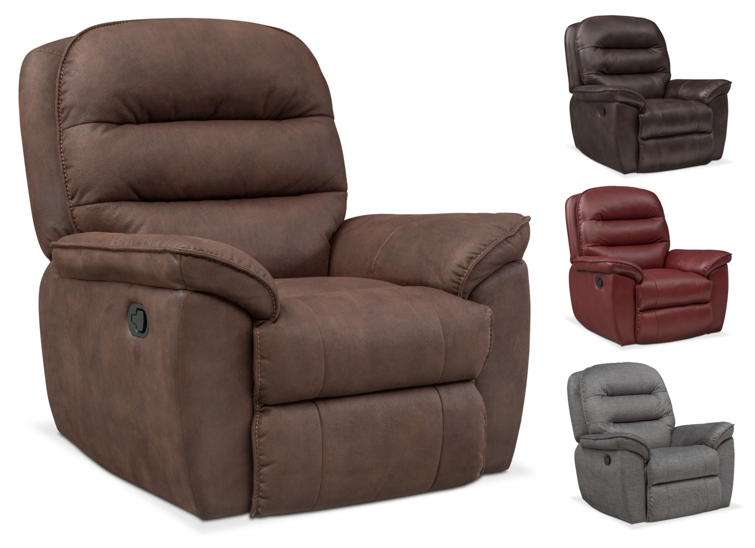 The Regis Glider Recliner Collection