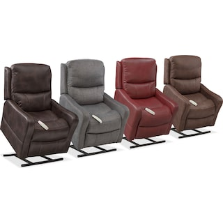 The Cabo Power Lift Recliner Collection