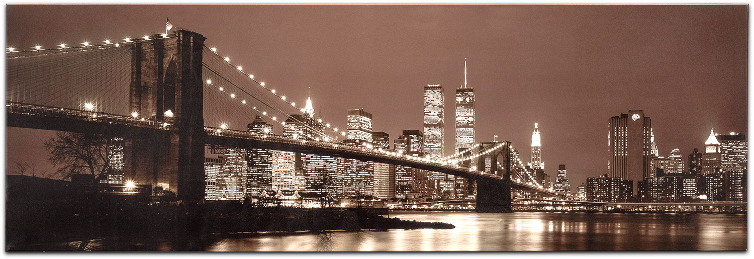 Home Accessories - Survivor NYC Skyline Canvas Print