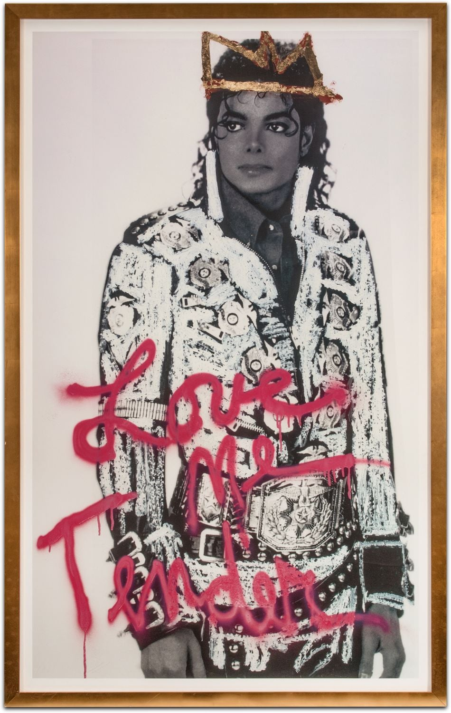 Michael Jackson Framed Print | Tuggl