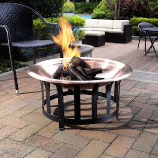 Dexter Fire Pit - Copper