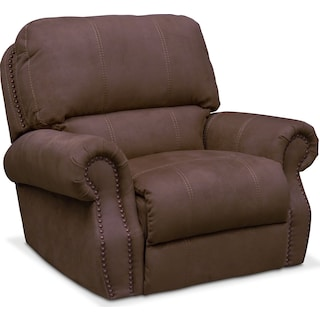 Dartmouth Power Recliner - Mocha