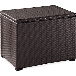 Aldo Outdoor Cooler - Brown