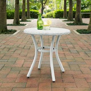 Aldo Outdoor Café Table - White