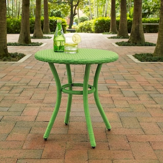 Aldo Outdoor Café Table - Green