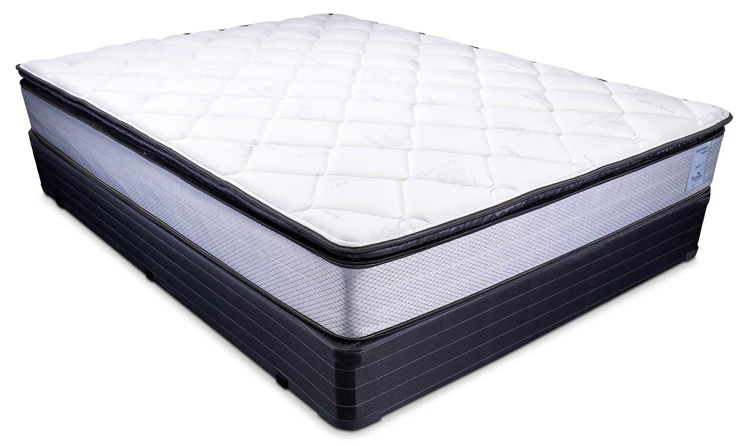 The Oasis Plush Pillowtop Collection