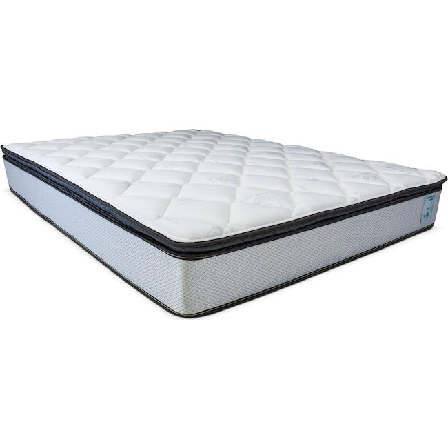 Mattresses and Bedding - Oasis Plush Pillowtop King Mattress