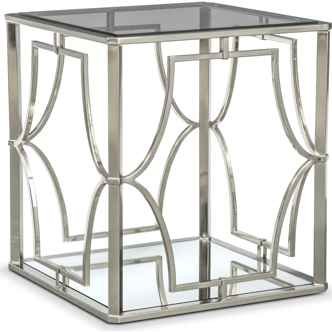 Accent and Occasional Furniture - Galleria End Table