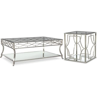 The Galleria Collection - Chrome