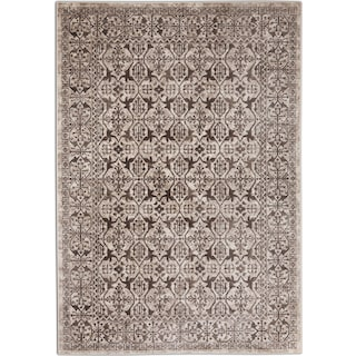 Sonoma 5' x 8' Area Rug - Gray and Natural