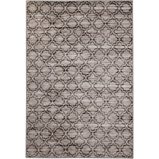 Sonoma 8' x 11' Area Rug - Gray and Black